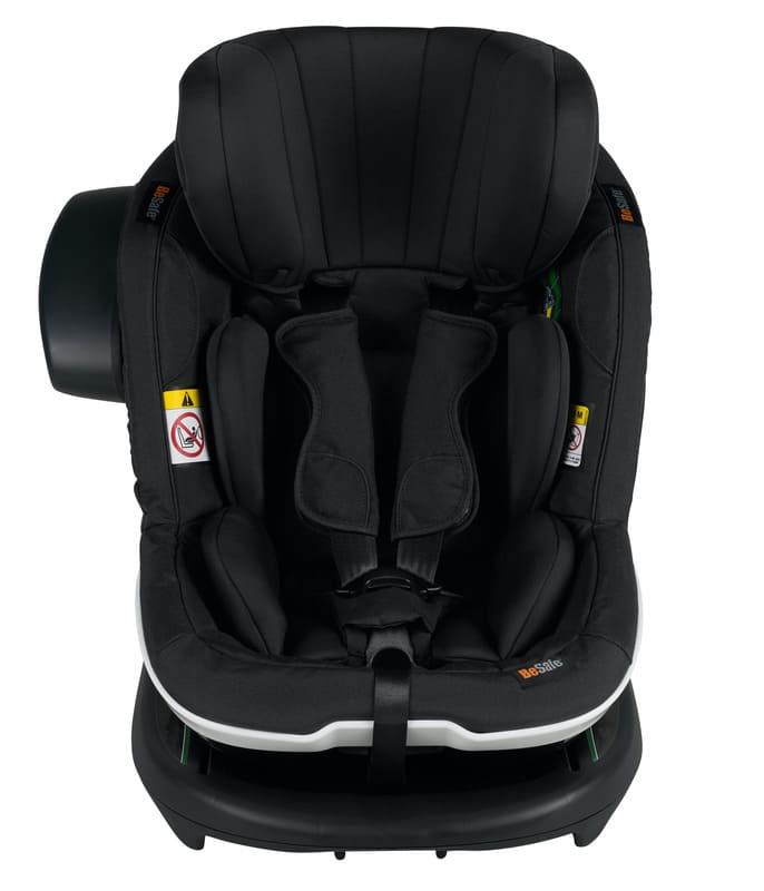 Pack iZi Modular i-Size RF X1 0+/1 Fresh Black Cab et base BeSafe Protection