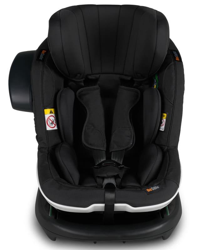 Siège-auto iZi Modular X1 i-Size groupe 0+/1 Black Cab Be Safe Frontal
