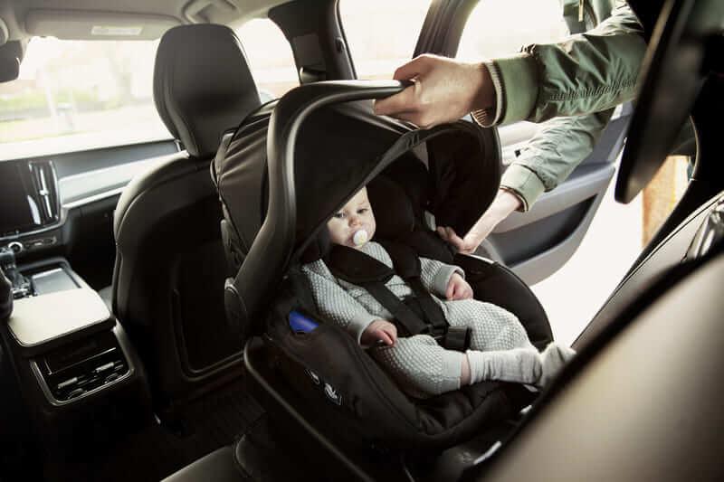 Set sièges-auto Modukid Infant/Seat et base Isofix Modukid Axkid 7