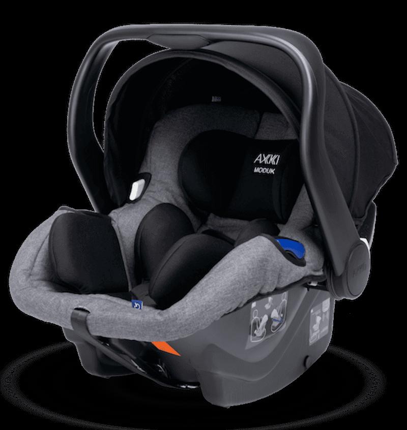 Set sièges-auto Modukid Infant/Seat et base Isofix Modukid Axkid 2