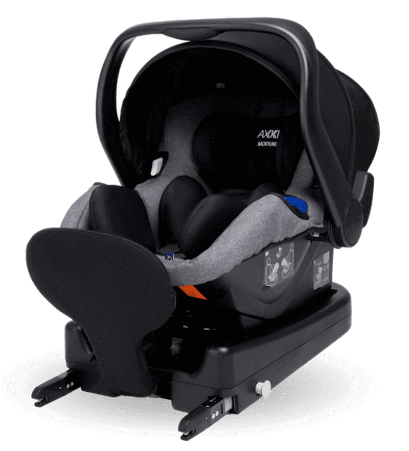 Set sièges-auto Modukid Infant/Seat et base Isofix Modukid Axkid 3