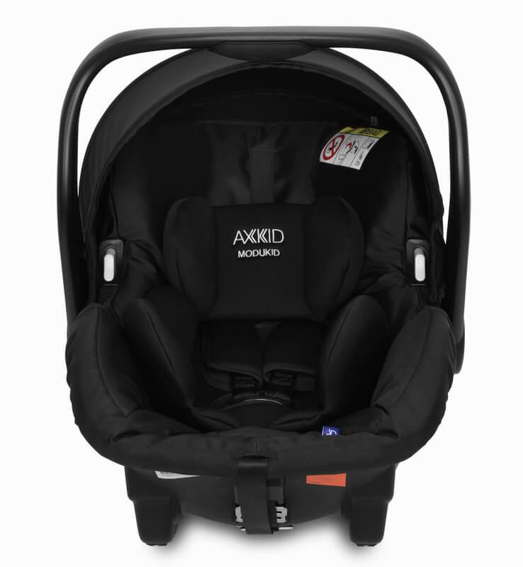 Siège-auto Modukid Infant i-Size groupe 0+ Premium Axkid Détail
