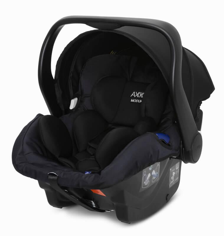 Set sièges-auto Modukid Infant/Seat et base Isofix Modukid Axkid Détail