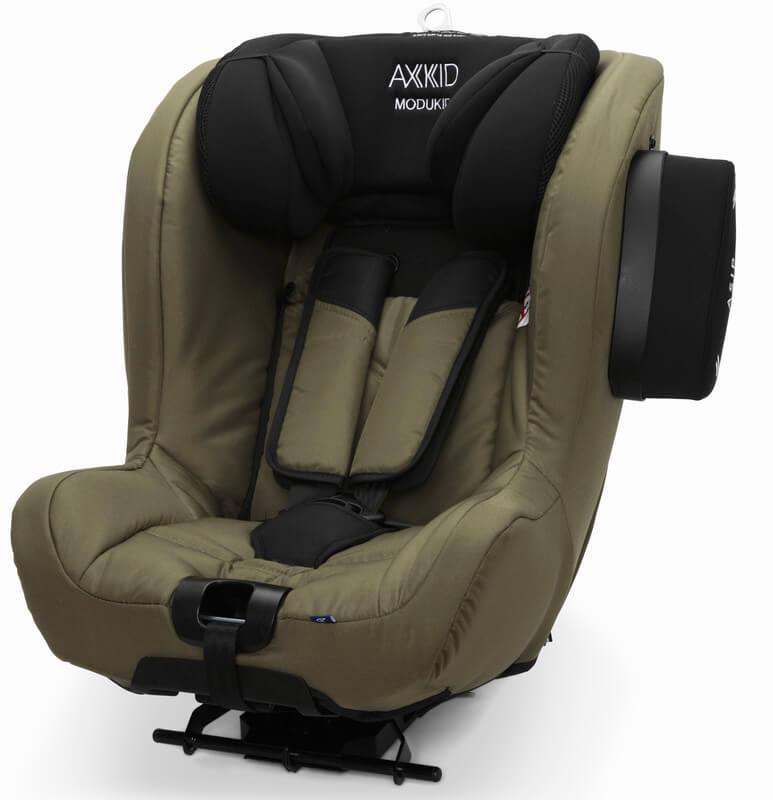 Set sièges-auto Modukid Infant/Seat et base Isofix Modukid Axkid Sécurité