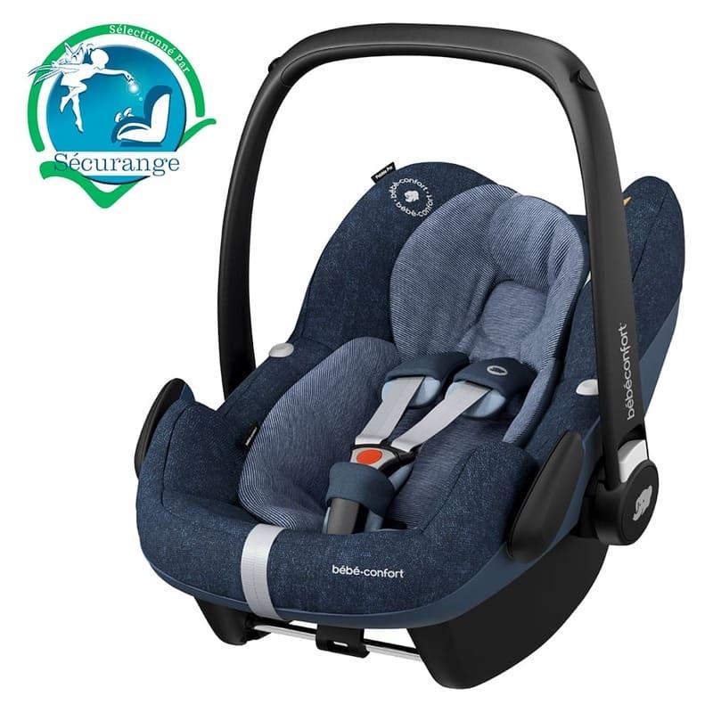 Set siège-auto Pebble Pro i-Size 0+ et base 3wayFix i-Size Bébé Confort 12