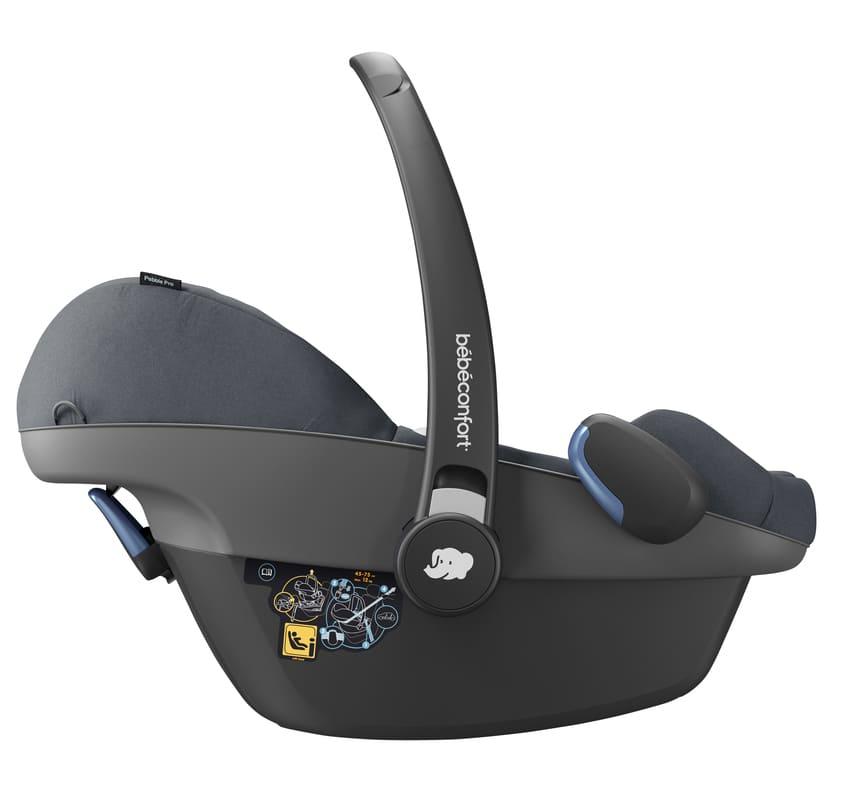 Siège-auto Pebble Pro i-Size groupe 0+ 2020 Bébé Confort 5