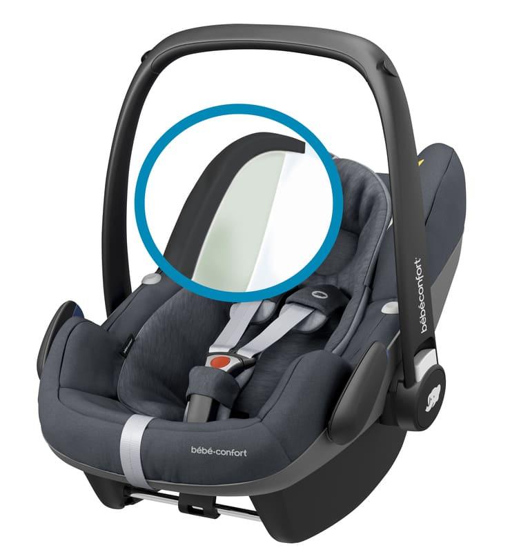 Siège-auto Pebble Pro i-Size groupe 0+ 2020 Bébé Confort 4