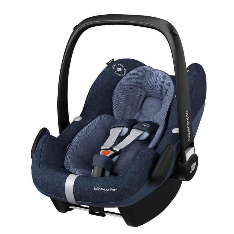 Set siège-auto Pebble Pro i-Size 0+ et base 3wayFix i-Size Bébé Confort 1