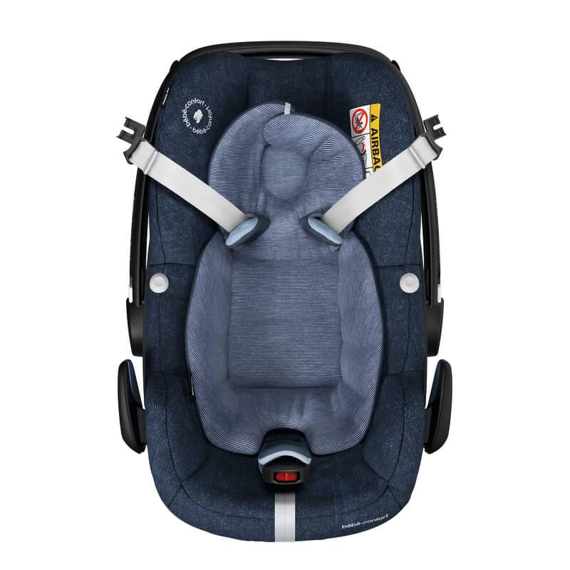 Set siège-auto Pebble Pro i-Size 0+ et base 3wayFix i-Size Bébé Confort 2