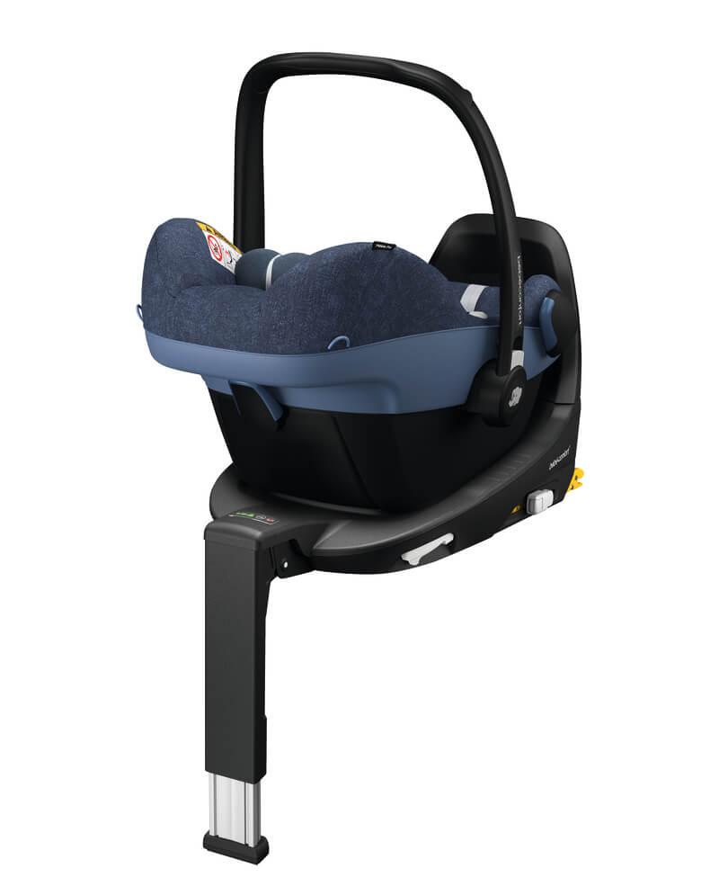 Set siège-auto Pebble Pro i-Size 0+ et base 3wayFix i-Size Bébé Confort 7