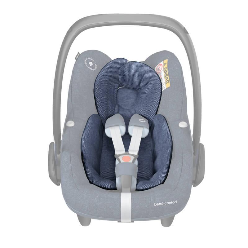 Set siège-auto Pebble Pro i-Size 0+ et base 3wayFix i-Size Bébé Confort 3