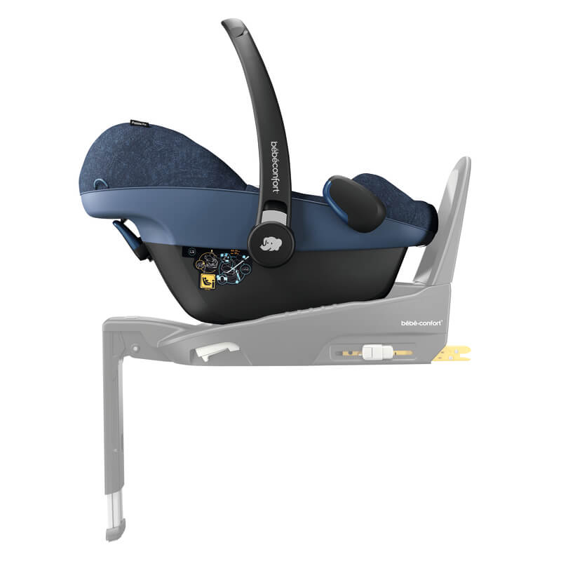Set siège-auto Pebble Pro i-Size 0+ et base 3wayFix i-Size Bébé Confort 4