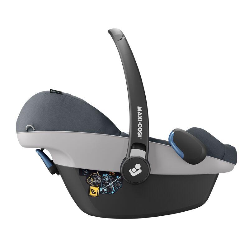 Siège-auto Pebble Pro i-Size groupe 0+ Bébé Confort Maxi Cosi Poignée