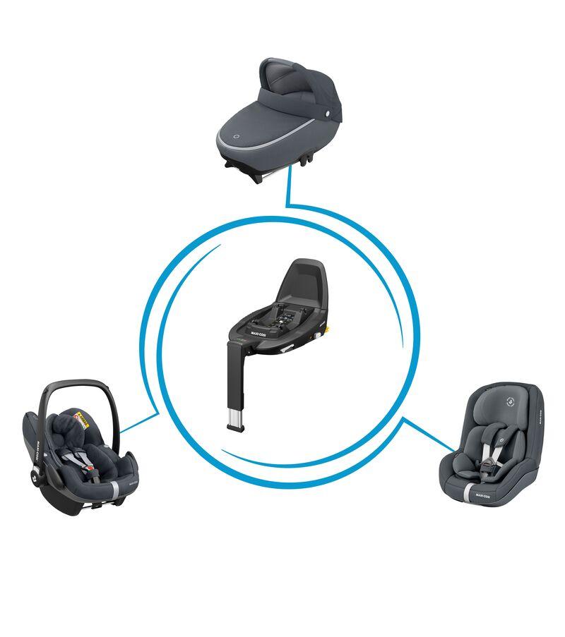 Siège-auto Pebble Pro i-Size groupe 0+ Bébé Confort Maxi Cosi Système