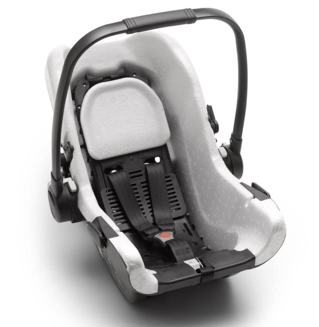 Pack siège-auto Turtle Air by Nuna groupe 0+ et base isofix Bugaboo Structure