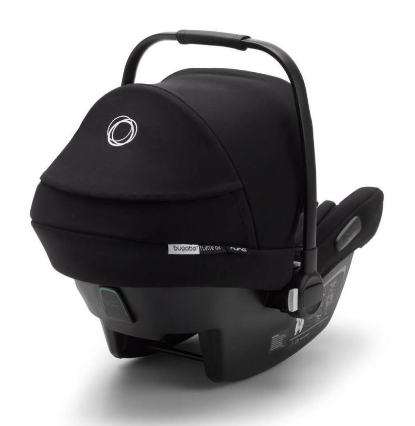 Pack siège-auto Turtle Air by Nuna groupe 0+ et base isofix Bugaboo Arrière