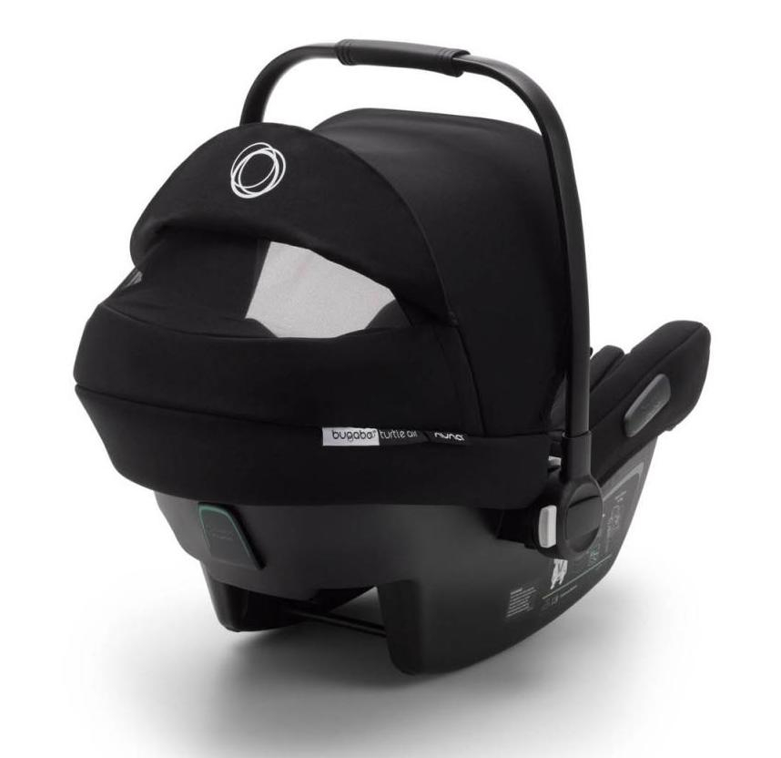 Pack siège-auto Turtle Air by Nuna groupe 0+ et base isofix Bugaboo Fenetre
