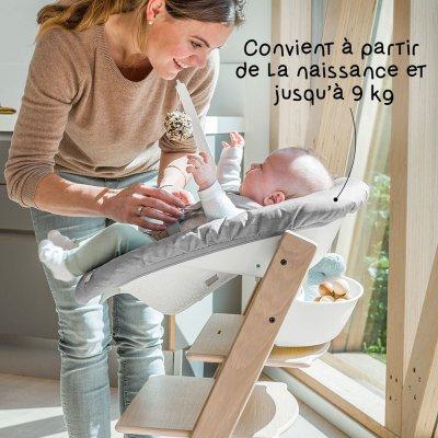 Transat Newborn Set chaise haute Tripp Trapp avec suspension pour jouet