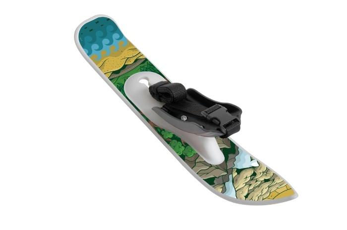 Ski pour roues de poussette Moutain Buggy motif 3