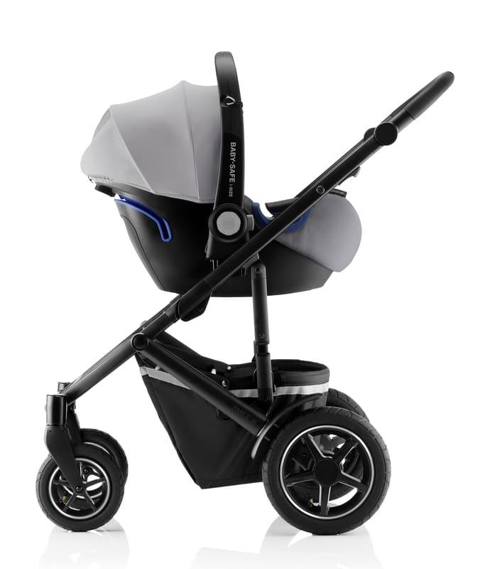 Set poussette Smile III et siège-auto Baby-Safe 2 i-Size Coque