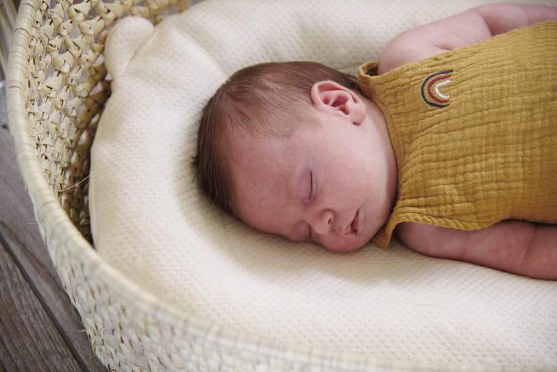 Support de sommeil déhoussable Topponcino 70 x 46 x 2,5 cm Candide Bébé