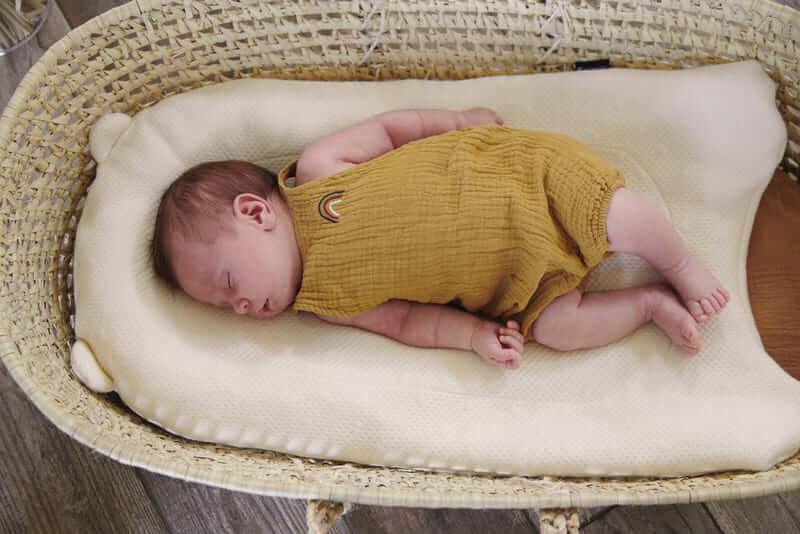Support de sommeil déhoussable Topponcino 70 x 46 x 2,5 cm Candide Berceau