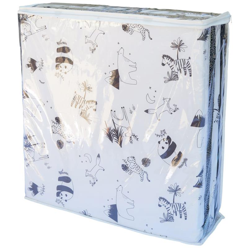 Tapis de motricité Black & White experience Candide Packaging
