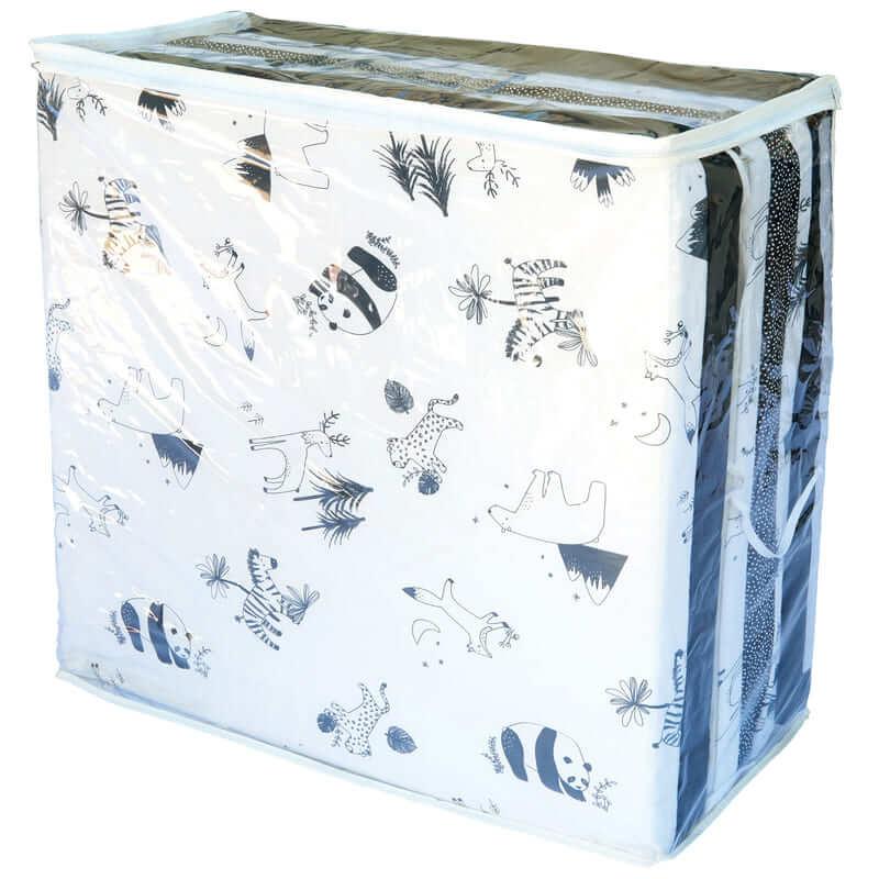 Tapis de motricité Black & White experience XL Candide Packaging