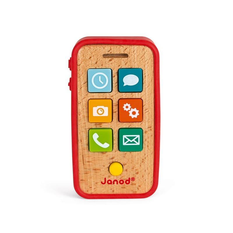 Téléphone Sonore Janod Devant