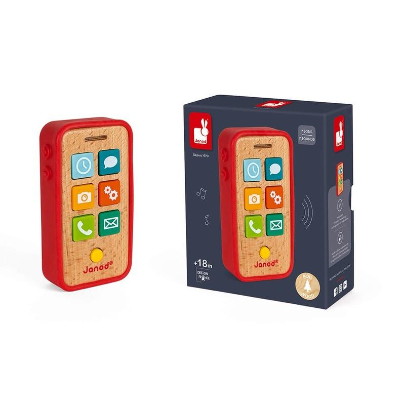 Téléphone Sonore Janod Packaging 1