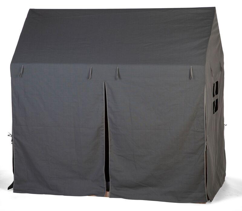 Toile pour lit Cabane 70 x 140 cm Childhome Fermé