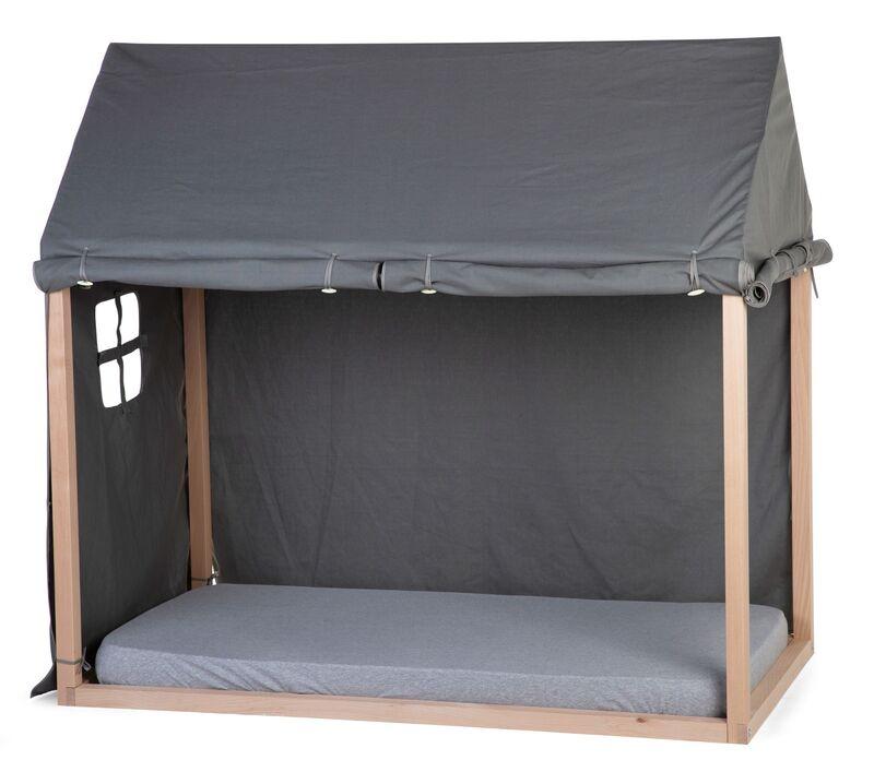 Toile pour lit Cabane 70 x 140 cm Childhome Détail