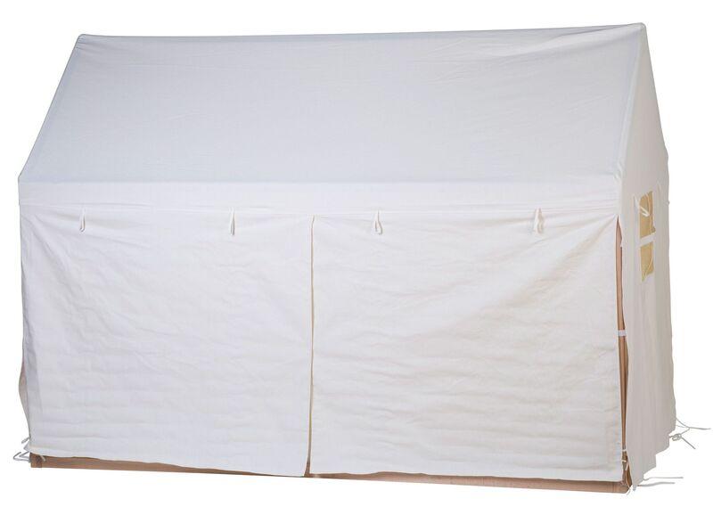 Toile pour lit Cabane 90 x 200 cm Chiledhome Fermée