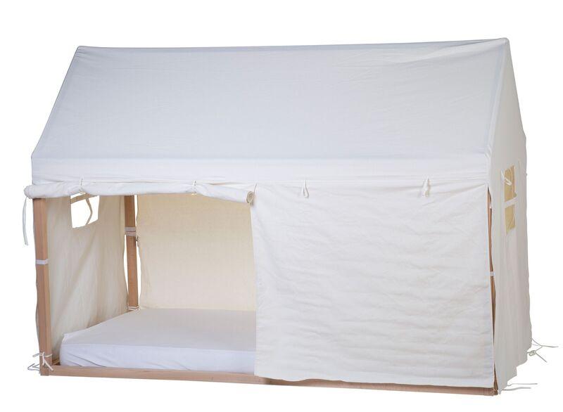Toile pour lit Cabane 90 x 200 cm Chiledhome Porte