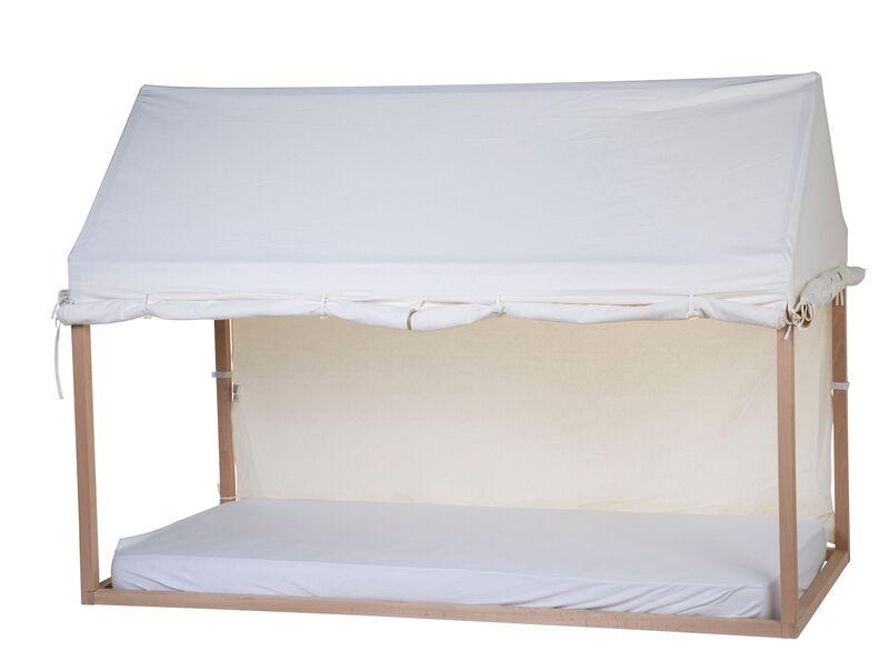 Toile pour lit Cabane 90 x 200 cm Chiledhome Ouvert