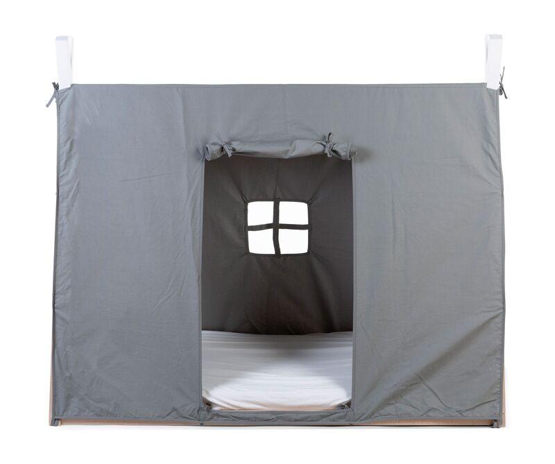 Toile pour lit Tipi 70 x 140 cm Childhome Matelas