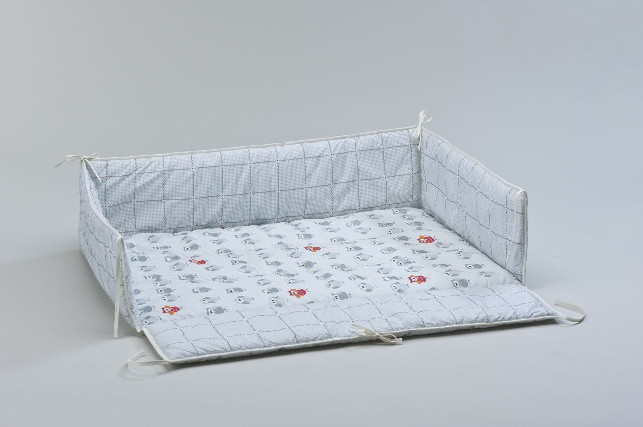 geuther ctour de parc bb hibou 102x102 catgorie lits. Black Bedroom Furniture Sets. Home Design Ideas