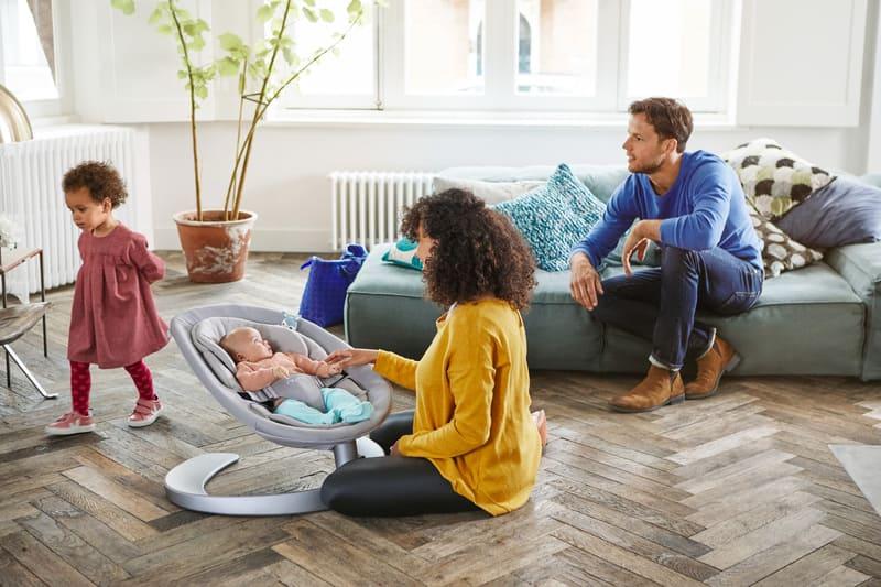 Transat bébé Leaf Curv Nuna Famille