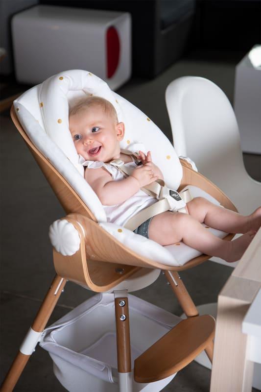 Transat pour chaise haute Evolu Newborn Seat Childhome 7
