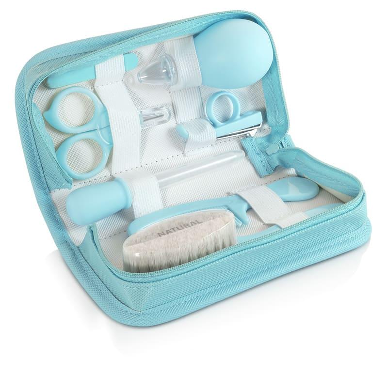 Trousse de soin baby kit bleu Miniland 2