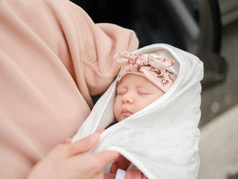 Unité de transfert bébé iZi Transfer BeSafe Enfant