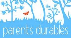 le blog de parents durables