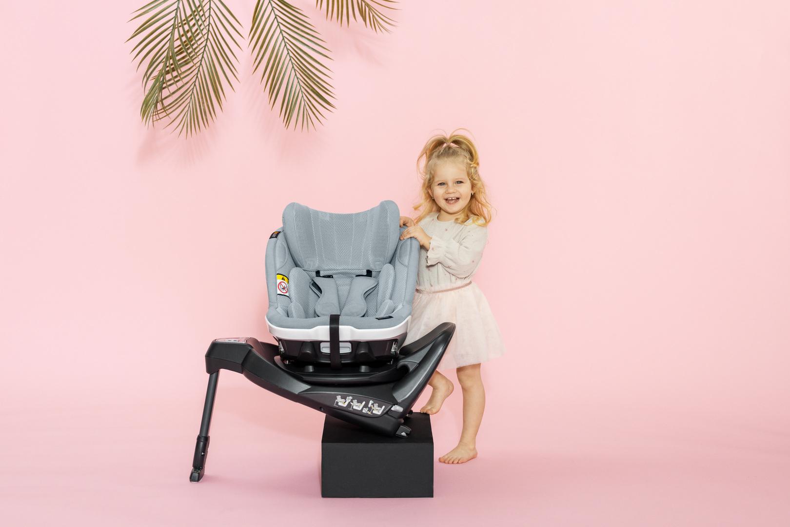 Voyager en sécurité avec un bébé